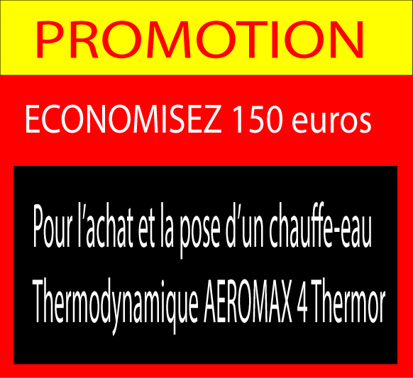 promotion chauffe eau thermodynamique a romax thermor. Black Bedroom Furniture Sets. Home Design Ideas