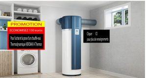 chauffe eau thermodynamique en promo